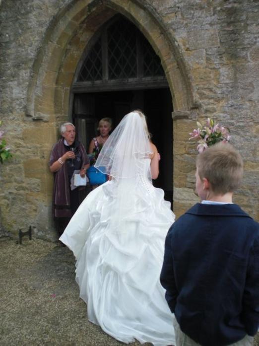 Wedding Doorway